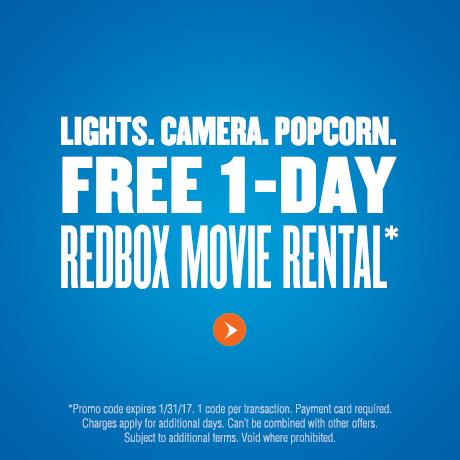 Redbox Movie Details