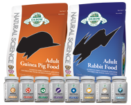 Complete, Customizable Nutrition from Oxbow