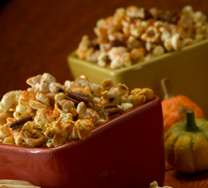 Savory Popcorn Recipes | Spicy, Cheddar Cheese, Homemade Popcorn Snack ...