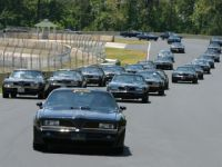 Hot rod Magazine Smokey and the Bandit Trans Am 30th Ann Bandit Run
