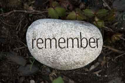 Remember Stone