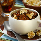 Herbed Popcorn Chili and Soup Topper