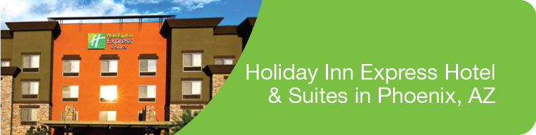 Holiday Inn Express Hotel and Suites in Phoenix, AZ